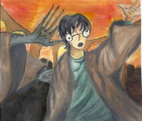 HARRY POOTER is out now! ....and so is harry potter