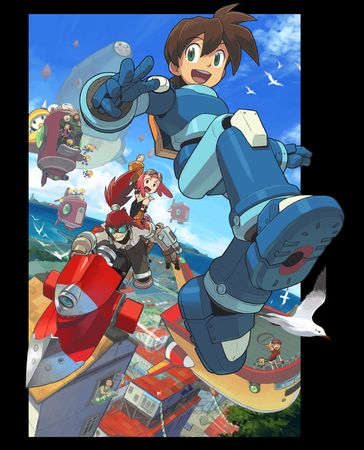 Megaman Legends 3 Project CANCELLED!!    ... Wait, what!?