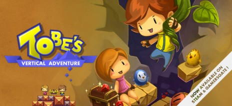 Tobe's Vertical Adventure released on Steam & Gamersgate