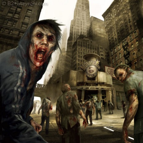 How to survive: My take on the beating the zombie apocalypse