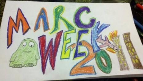 Marc Week 2011 & New Website!