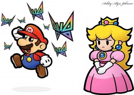 Stop the mushrooms, Mario! STOP!