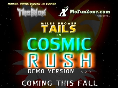Tails: Cosmic Rush 2.0 DEMO