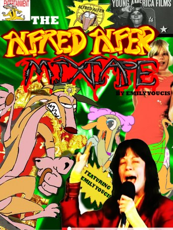THE ALFRED ALFER MIXTAPE ! BUY NOW !
