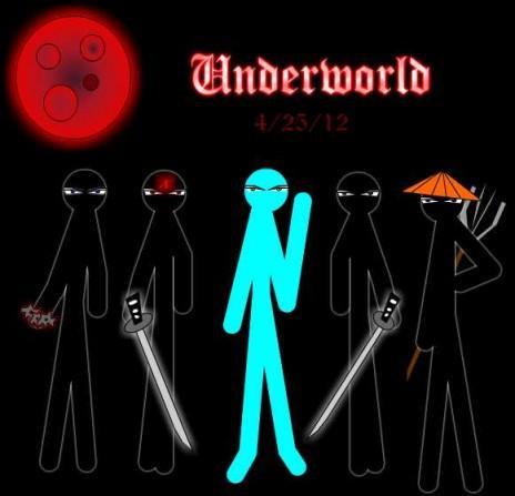New underworld background