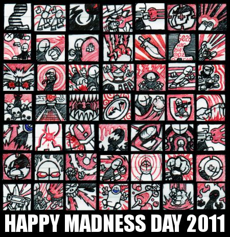 Happy Madness Day Every1