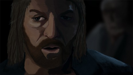Game of Thrones  -  Photoshop Painting