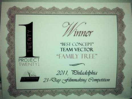"""Family Tree""  short film"