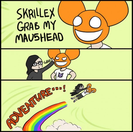 Mau5 And Skrillex