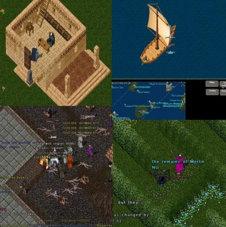 Newgrounds Community for Ultima Online