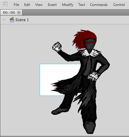 Still working on a flash animation... I need some good ambient bgm sooo bad.