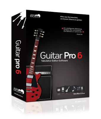 guitar pro (3,4,5 and 6)