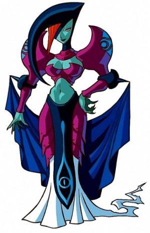 im i the only one that thinks veran from oracle of ages is hot?