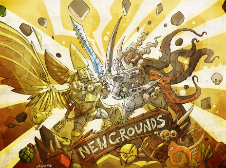 Hello Newgrounds.