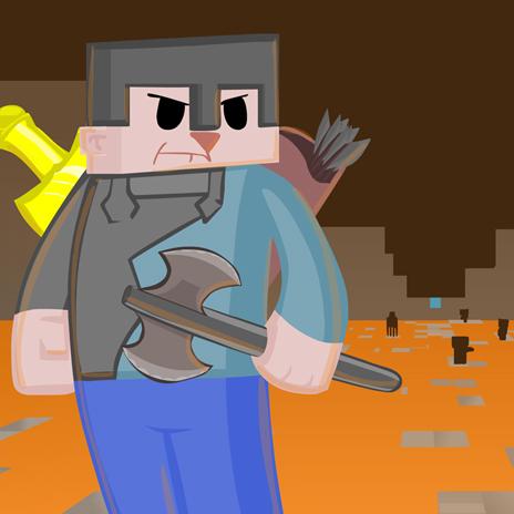 A shiny Minecraft 2011