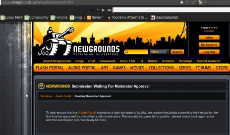 Awaiting Approval???