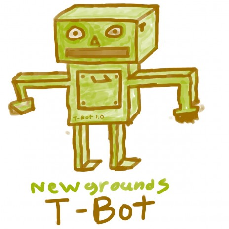 They Need a Turd Bot (T-Bot)