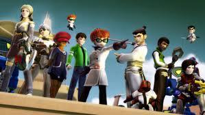 o super jogo do cartoon network em inglÊs