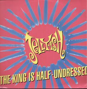 I'm half undressed