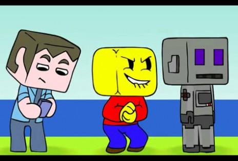 Admincraft ~ A Minecraft Cartoon