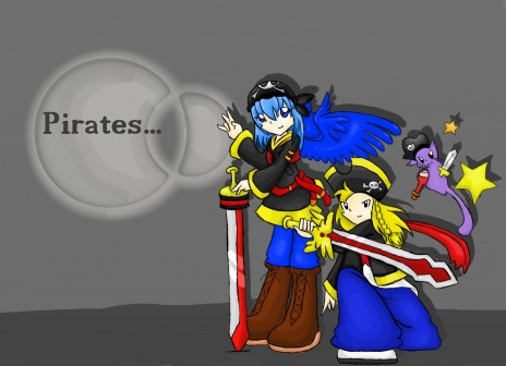 Pirates... arh...