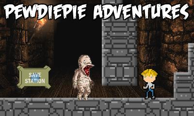 PewDiePie Adventures!