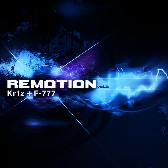 """Kr1z & F-777 - ReMotion Vol.2"" on iTunes!!"