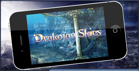 Drakojan Skies for Smartphones in 2013
