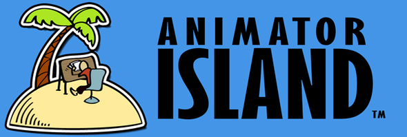 Animator Island is for Animators!