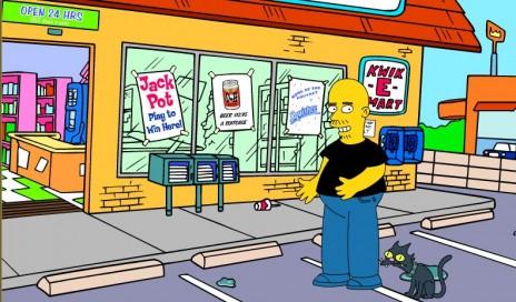 Simpsonize yourself.  Now.