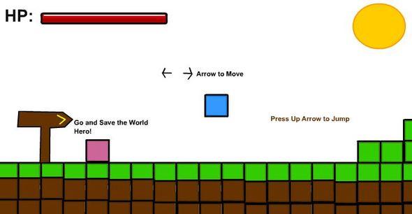 Box Adventures! - New INDEV Platform Game!