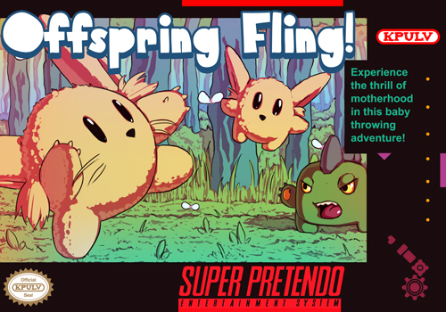 Offspring Fling is now OUT!  Get a free copy!