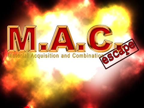 New game: MAC Escape