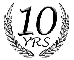10 years !!!