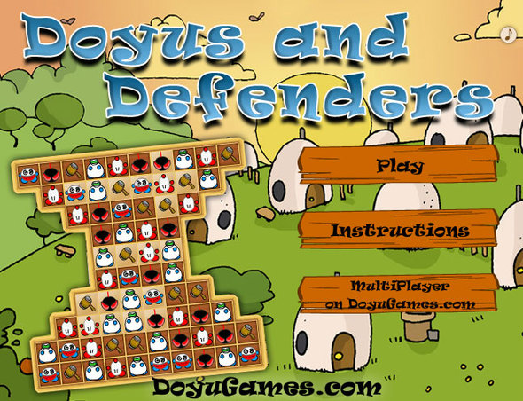 New game: Doyus and Defenders