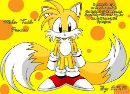 WHO LOVES TAILS? I DO! XD