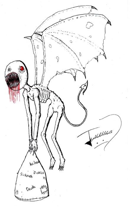 New Monster art piece