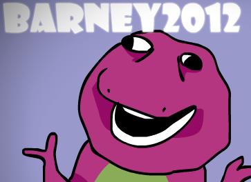 Barney2012 coming soon