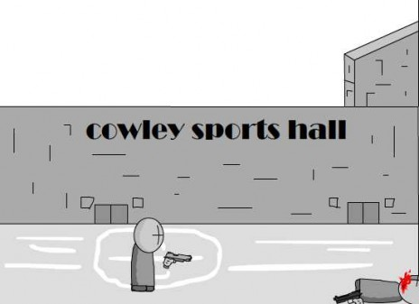 cowley madness