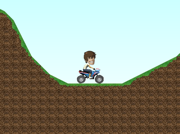 Super Tom Fulp ATV
