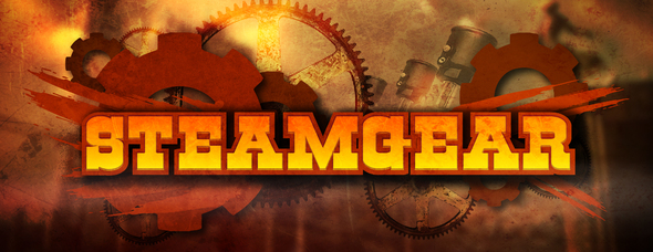 Steamgear - A Massive Robot Day Game Collab