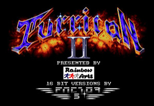 Turrican music remixes/remakes