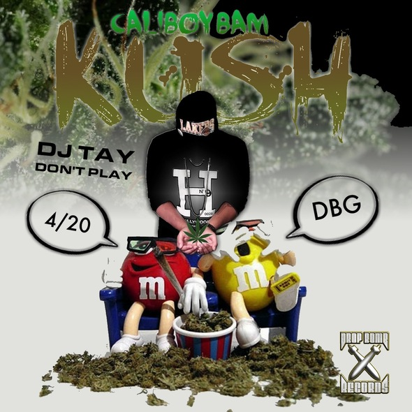 KUSH AVAILABLE NOW ON DATPIFF.COM