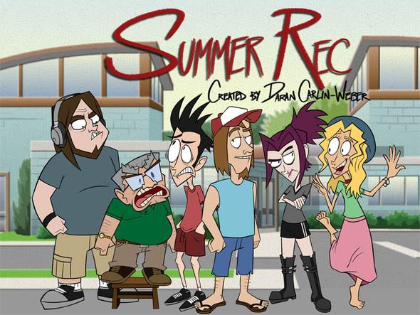 "Reminder: ""Summer Rec"" Kickstarter!"