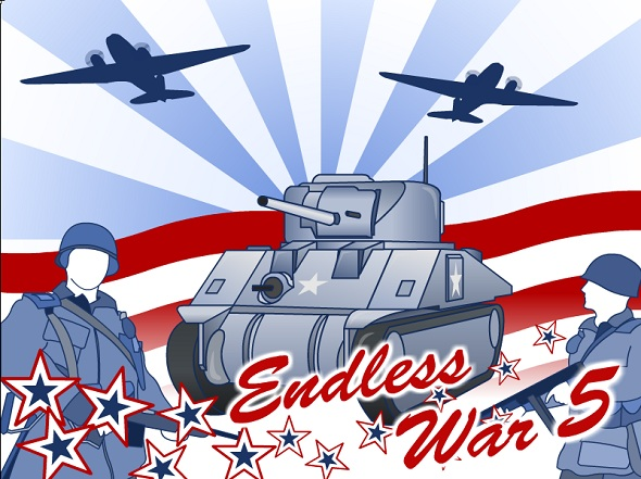 Endless War 5 Gameplay trailer