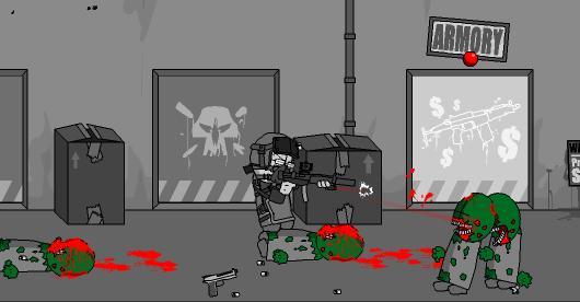 Zombie Arena Mode