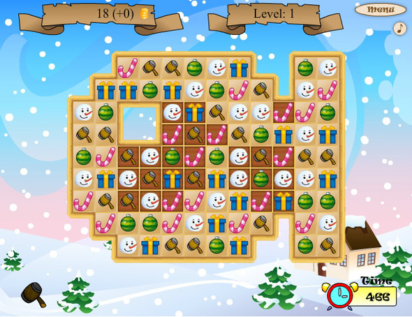New game: Doyu Bejeweled