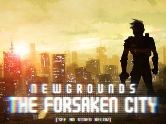 Forsaken City! Donate! Do it!