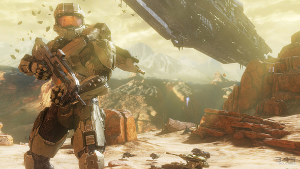 New Halo 4 Gameplay and News