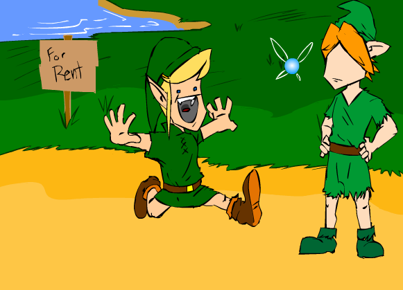 """""""Zelda: Fairy Flying"""" Animation Out Now."""